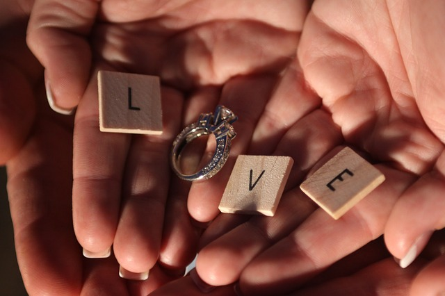לבחור טבעת