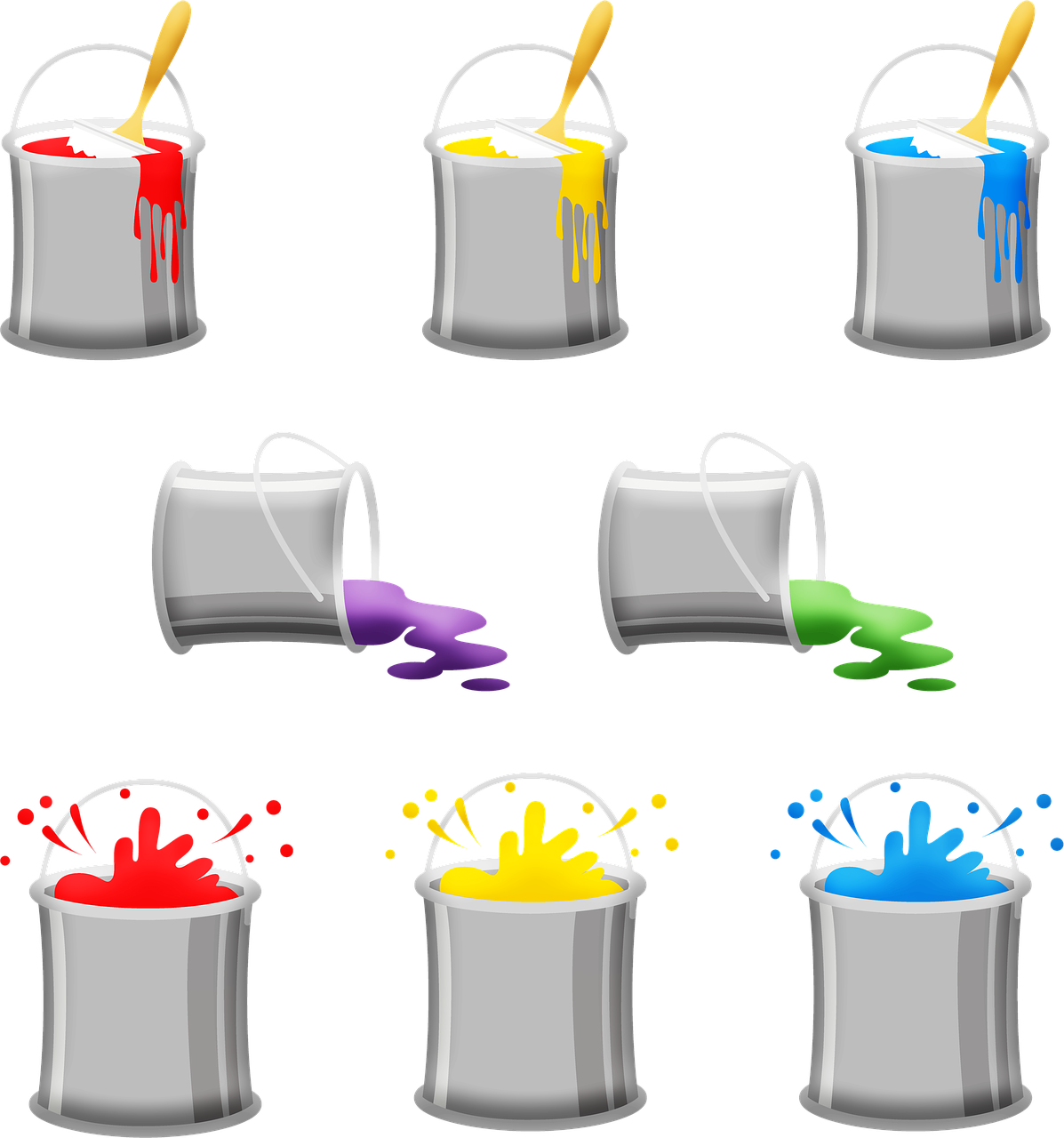פחי צבע