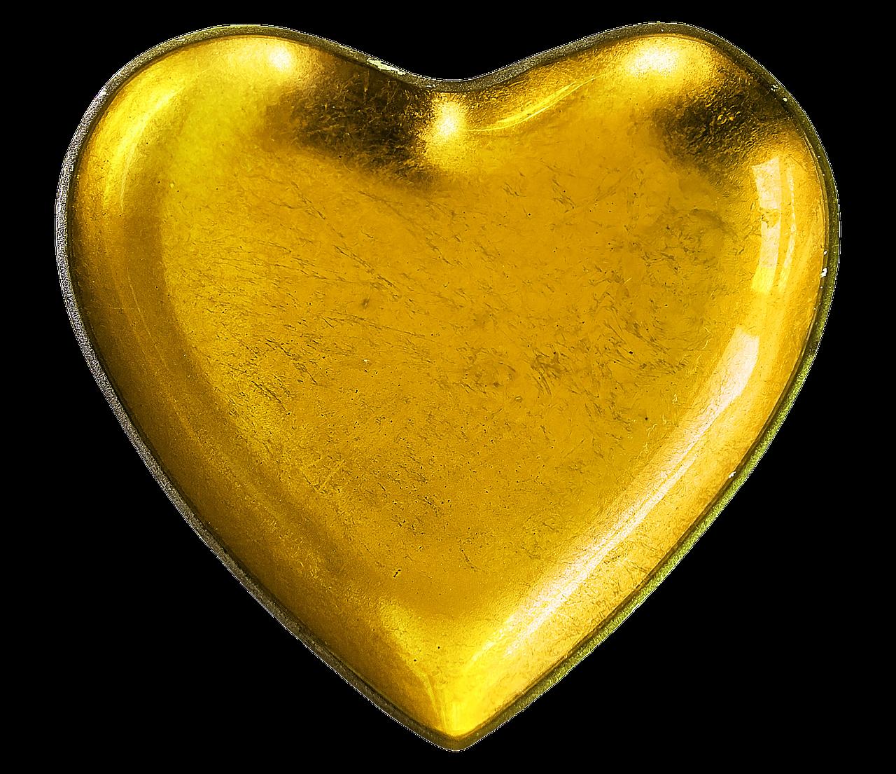 כדור בצורת לב
