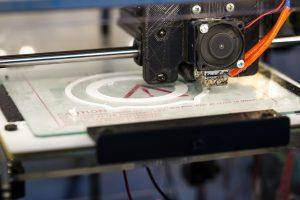 מדפסת תלת מימד ראשית
