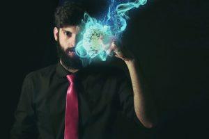 קוסם מקצועי