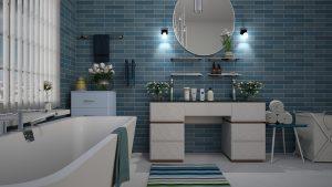 עיצוב חדר האמבטיה ב- 5 שלבים פשוטים