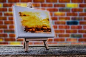 תמונות קנבס בסלון - מה היתרונות שלהן על תמונות רגילות